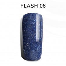 BLUESKY FLASH Gel Lacquer #06 Blue