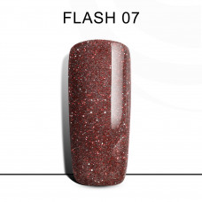 BLUESKY FLASH Gel Lacquer #07 Red