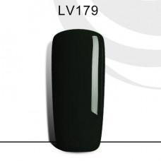Гель лак BLUESKY LV179 черный густой