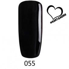 BLUESKY Masters Series Gel polish GLK055 =Black=