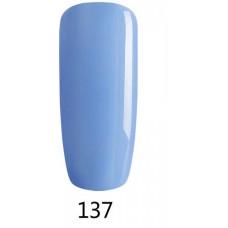BLUESKY Masters Series Gel polish GLK137 =Faded Denim=