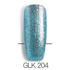 BLUESKY Masters Series gel polish GLK204 =Glittering Ice=
