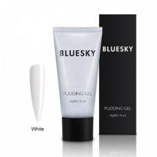 PolyGel BlueSky Pudding Gel белый 60гр.