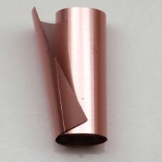 Foil pink-gold-matte