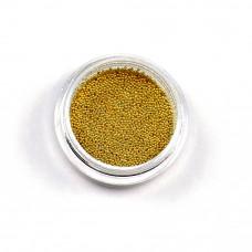 Сaviar beads gold