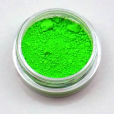 Пигмент, флуоресцентный зелёный