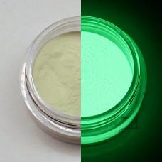 Пигмент люминофор зелёный